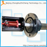 Medidor magnetostritor do nível do sensor nivelado do depósito de gasolina RS485