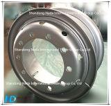 변죽 TBR 트럭 Ts16949/ISO9001를 가진 강철 바퀴 7.5-20 관: 2000년