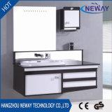 高品質の工場はPVC浴室の虚栄心デザインをカスタマイズした
