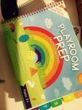 광택 있는 박판 광택 표면 완료를 인쇄하는 희극 아동 도서