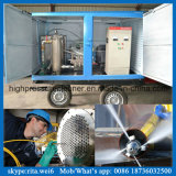14500psi Tube industriel Nettoyage Nettoyage haute pression pompe de lave-glace