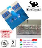 La croissance musculaire Peptide Hot-Sale Ghrp-2 (5 mg ou 10 mg/flacon)