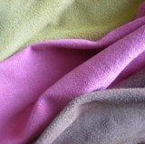 100%年のポリエステル蛍光性の布