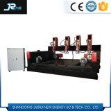 1324 CNC Router 4 Machine van de Graveur van de As 3D voor Steen
