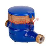 Tester asciutto freddo residenziale di scorrimento dell'acqua della manopola del metro ad acqua del Multi-Getto d'ottone