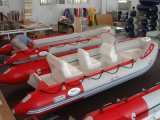 Nervure pêchant la nervure gonflable 480 de bateau de sports