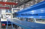 máquina de formación de hoja de acero de color de Bohai