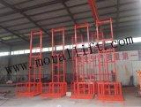 Piattaforma idraulica dell'elevatore della guida del cavo