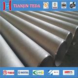 ASTM A312 TP304/304L Tp316/316L 이음새가 없는 강관