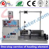 Машины замотки провода сопротивления топления свертываясь спиралью патронных электрических нагревательных элементов