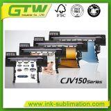 Impressora de alta velocidade de Mimaki Jv150-160 para a cópia do Inkjet de Digitas