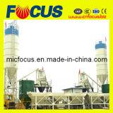 station de mélange concrète de l'usine 25/35/50/60m3/H concrète commerciale compacte