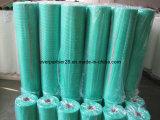 Ткань сетки стеклоткани Алкали-Упорная, сетка стеклоткани штукатурки, ткань стеклоткани гипсолита