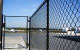 철 방호벽 또는 고품질 철 도보 담 또는 안전 철 Protetion 담