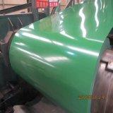 鋼鉄材料PPGI PPGLは鋼鉄コイルPrepainted鋼鉄コイルに電流を通した