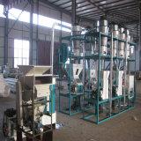 Laminatoio della farina di frumento della piccola scala 10t/D per l'Africa