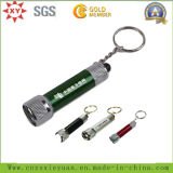 Logo Custuom pour cadeau promotionnel LED Light Keychain