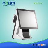 Sistema de la posición del SSD del restaurante J1900 2g 32g de la pantalla táctil con la impresora térmica