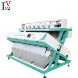 Наиболее популярные CCD и светодиодный индикатор риса цвет сортировщика/длинный рис цветной сортировка машины с лучшим соотношением цена