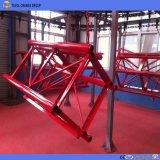 Double Construction de la cage de levage de matériel de l'élévateur (SS100/100)