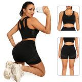 2020 Novo Bra Curtos Ioga Suit para o Verão executando o fato de Fitness perfeita para as mulheres