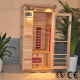 Una persona sauna de infrarrojos (FIS-01L)