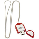 Necklace 8 Go de lecteur Flash USB 2.0 pour la promotion