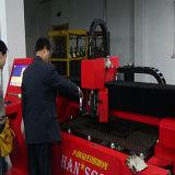 Máquina de corte por laser CNC Fiber para placa de metal