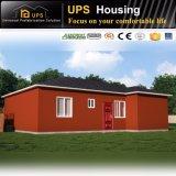 Casa prefabricada de acero Niza de la luz rentable del aspecto para la venta