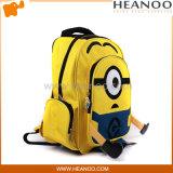 Waterproof Ergonômico Personalizado Yellow Minions Children School Bags Mochila Bolsa