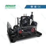 Compresor de pistón de alta presión usado en Rusia