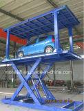 Гидравлический подъем машины Автомобильный подъемник с двойной палубе