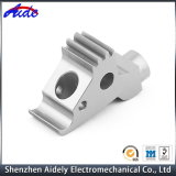 Peça de alumínio fazendo à máquina do CNC do metal feito-à-medida