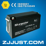 12V 150ah Solar Battery UPS Battery Storage Battery Deep Cycle Battery Rechargeable Sealed Lead Acid Battery VRLA Battery