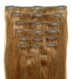 Cilp nell'estensione dei capelli, estensione dei capelli umani