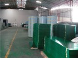 feuille UV de cavité de polycarbonate de Jumeau-Mur (PC) de la protection 50um