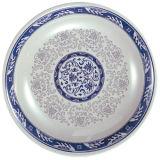 100%Tableware-White profonde de la plaque de mélamine/plaque ronde (WTA5016)