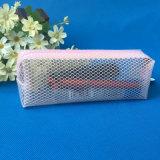 Weiterverkauf rosafarbenes Belüftung-Ineinander greifen-Bleistift-Kasten-Bleistift-Kasten-Büro-Briefpapier für Kursteilnehmer