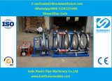 Machine hydraulique de soudure par fusion de bout de Sud400h Sud450h Sud500h Sud630h pour des pipes de PE