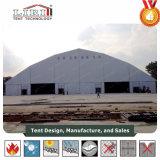 barraca enorme da parte superior do telhado do polígono de 60m para a exposição