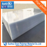 4X8ft blanc brillant feuille de PVC