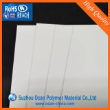лист PVC Matt печатание Silk-Screen 0.25mm белый для ценника