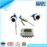 OLEDの表示およびPNP/NPNの切換えの4-20mA/20-4mA/0-5V/0-10V温度の送信機