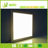 luz branca montada superfície do ecrã plano do diodo emissor de luz do frame de 42W 600X600mm/72W 600X1200mm