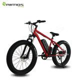 26 bici elettrica della sabbia di pollice 48V 1000W della gomma grassa alla moda della neve