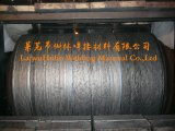 高温焼結フラックスSj102の下の容易なDeslagは溶かされたHj260を取り替える