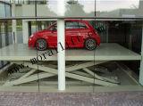 Idraulici stazionari Scissor l'elevatore dell'automobile del garage di disegno