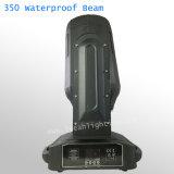 Lumière principale mobile du faisceau 350W imperméable à l'eau