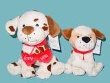 Un jouet en peluche (l'amour Vous Dog)