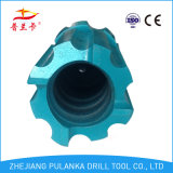 76 mm T45 Flat Face Retrac Botão Thread Drill Bit